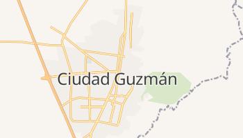Carte en ligne de Ciudad Guzmán