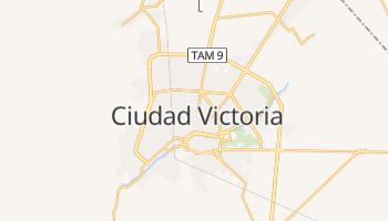Carte en ligne de Ciudad Victoria