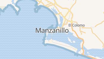 Carte en ligne de Manzanillo
