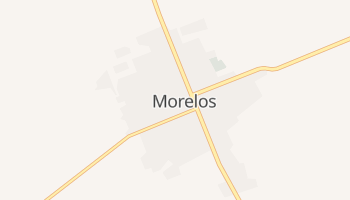Carte en ligne de Morelos