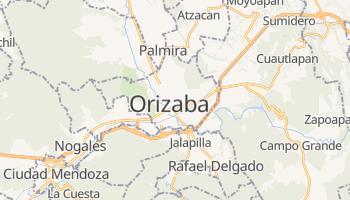 Carte en ligne de Orizaba