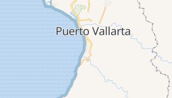 Carte en ligne de Puerto Vallarta