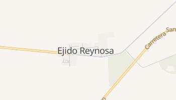 Carte en ligne de Reynosa