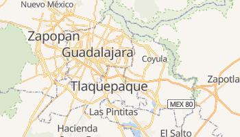 Carte en ligne de Tlaquepaque