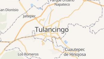Carte en ligne de Tulancingo