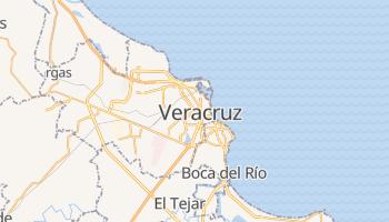 Carte en ligne de Veracruz