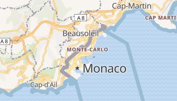 Carte en ligne de Monte-Carlo