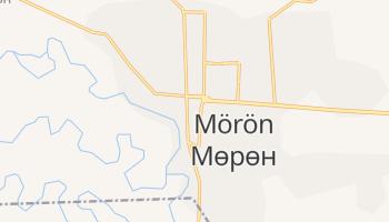 Carte en ligne de Moron