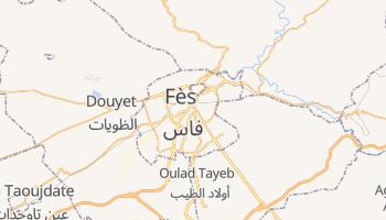 Carte en ligne de Fez