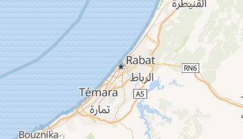 Carte en ligne de Rabat
