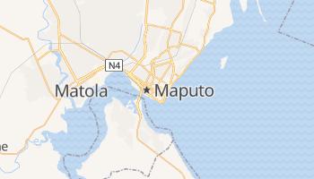 Carte en ligne de Maputo