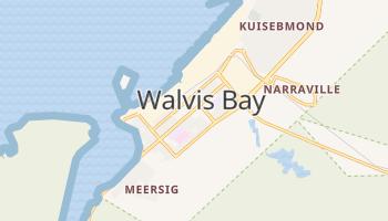 Carte en ligne de Walvis Bay