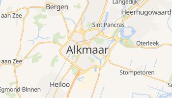 Carte en ligne de Alkmaar