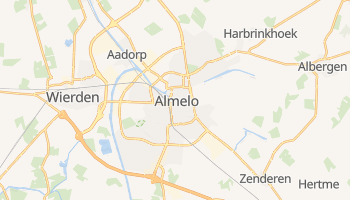 Carte en ligne de Almelo