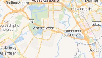 Carte en ligne de Amstelveen