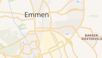 Carte en ligne de Emmen