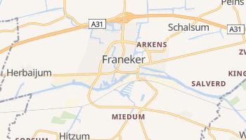 Carte en ligne de Franeker