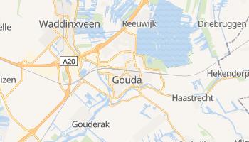 Carte en ligne de Gouda