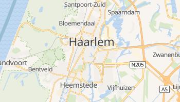 Carte en ligne de Haarlem