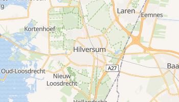Carte en ligne de Hilversum