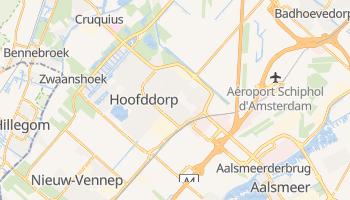 Carte en ligne de Hoofddorp
