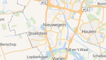 Carte en ligne de Nieuwegein