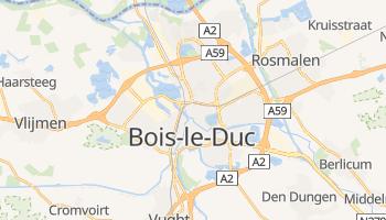 Carte en ligne de Bois-le-Duc