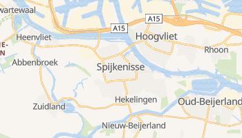 Carte en ligne de Spijkenisse