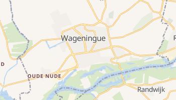 Carte en ligne de Wageningen