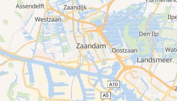 Carte en ligne de Zaandam