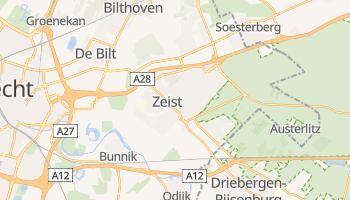 Carte en ligne de Zeist