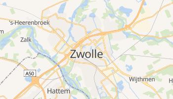 Carte en ligne de Zwolle