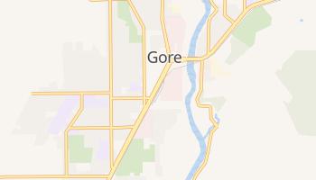 Carte en ligne de Gore