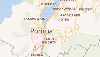 Carte en ligne de Porirua