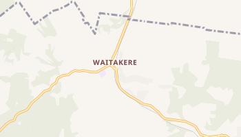 Carte en ligne de Waitakere