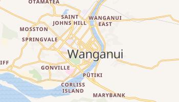 Carte en ligne de Wanganui