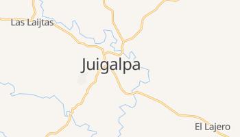 Carte en ligne de Juigalpa