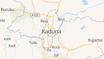Carte en ligne de Kaduna