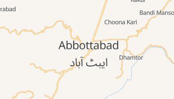 Carte en ligne de Abbottabad