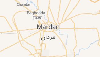 Carte en ligne de Mardan