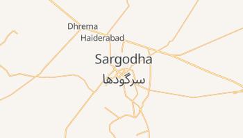 Carte en ligne de Sargodha