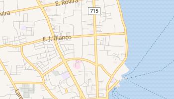 Carte en ligne de Laguna