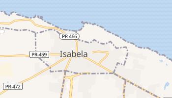 Carte en ligne de Isabela