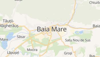 Carte en ligne de Baia Mare