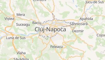 Carte en ligne de Cluj-Napoca