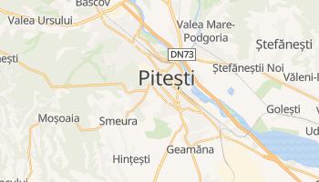 Carte en ligne de Piteşti