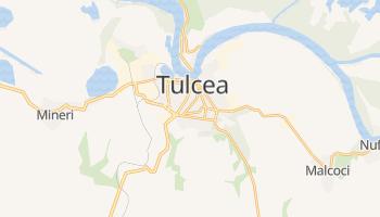 Carte en ligne de Tulcea