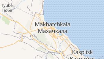 Carte en ligne de Makhatchkala