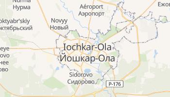 Carte en ligne de Iochkar-Ola