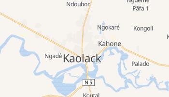 Carte en ligne de Kaolack
